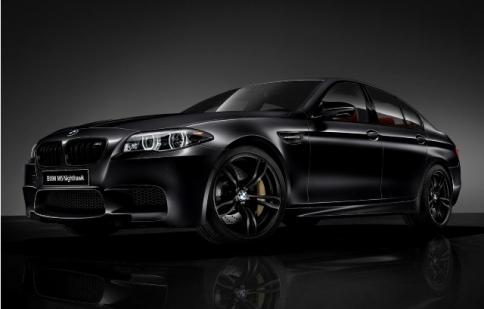 BMW M5 Nighthawk Edition cho thị trường Nhật Bản