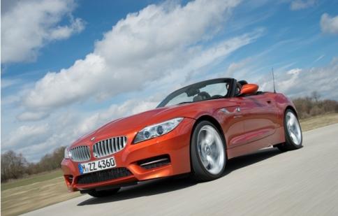 BMW Z4 về Việt Nam với giá 2,378 tỷ đồng