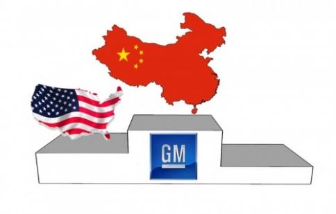 GM chiếm lĩnh thị trường Trung Quốc