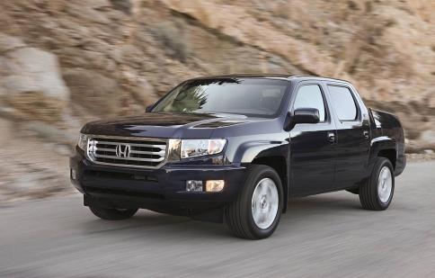 Honda ngừng sản xuất dòng bán tải Ridgeline
