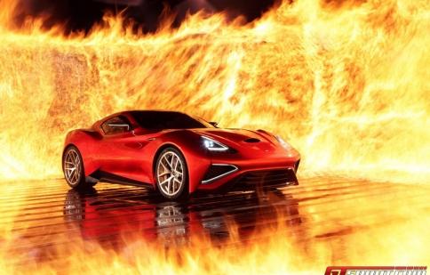Icona Vulcano - siêu xe độc nhất thế giới