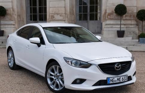 Mazda6 siêu tiết kiệm với công nghệ i-Eloop