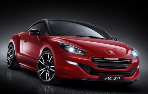 Peugeot RCZ R 2014 lộ diện trước ngày ra mắt