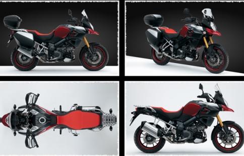 Suzuki V-Strom 1000 sắp xuất hiện