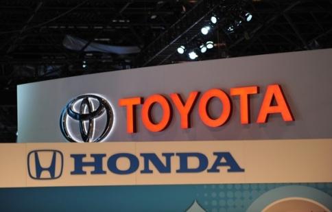Toyota và Honda có thể buộc phải cắt giảm sản xuất