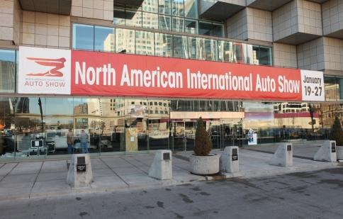 Detroit Auto Show vẫn sẽ diễn ra vào năm tới