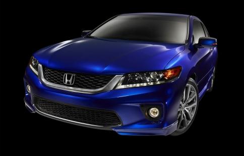 Honda ra mắt Accord Coupe Edition