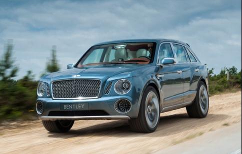 Bentley và kế hoạch ra đời một chiếc SUV mạnh mẽ nhất thế giới
