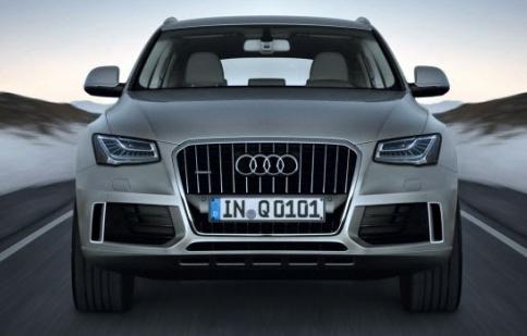 Audi Q7 sẽ có thêm bản Plug-in hybrid
