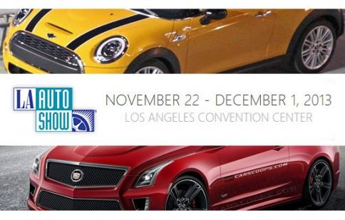 Thêm thông tin về LA Auto Show