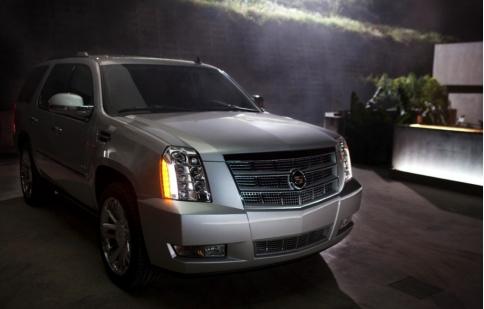 Cadillac Escalade 2015 sẽ lộ diện vào tháng 10