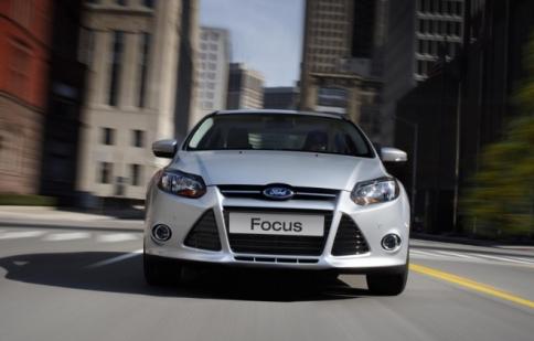 Ford Focus tiếp tục bán chạy nhất thế giới