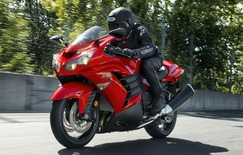Kawasaki gia nhập thị trường Trung Quốc