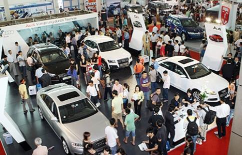 Ô tô Việt đã đến thời kỳ vượt khó
