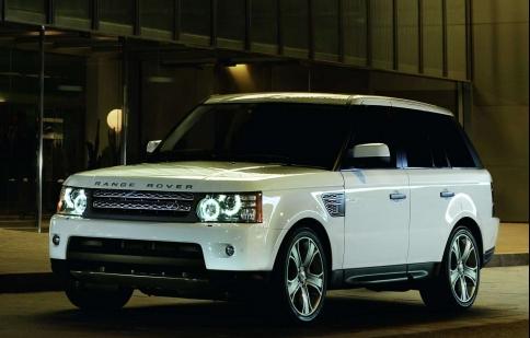 Range Rover sẽ ra xe mạnh hơn nữa