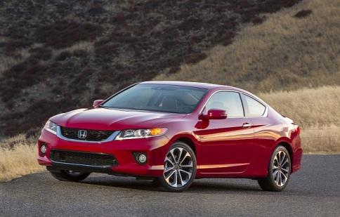 Honda nâng cấp nhẹ Accord 2014