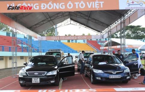 Ngày hội chăm sóc xe đầu tiên tại Việt Nam