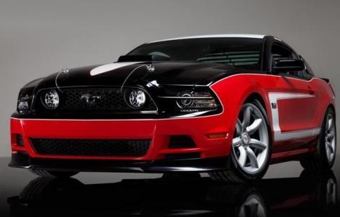 Saleen ra mắt mẫu xe vinh danh huyền thoại đua xe