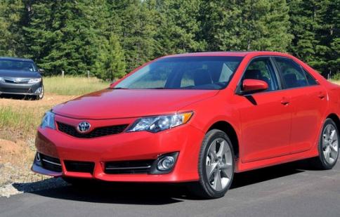 Toyota không có ý định giảm giá Camry