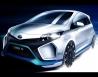 Toyota lại rò rỉ ảnh Yaris Hybrid R