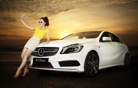 Cuộc thi ảnh: Khoảnh khắc Mercedes-Benz
