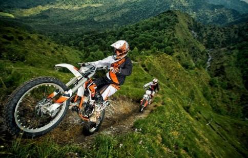 KTM Freeride 250R 2014 chỉ nặng 92kg