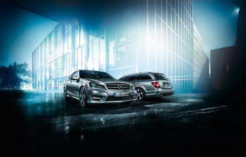 Mercedes-Benz bán được 10 triệu chiếc C-Class và 190E