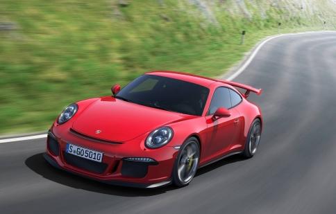 Porsche 911 GT3 2014 lay động mọi giác quan