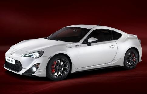 Toyota nâng cấp động cơ của GT86
