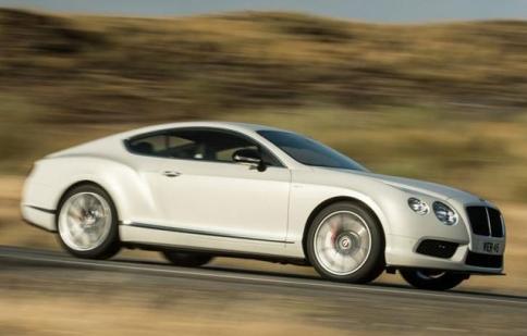 Bentley nâng cấp hai mẫu Continental mới