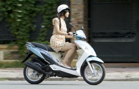 Những mẫu xe 50cc dành cho học sinh chưa có bằng lái