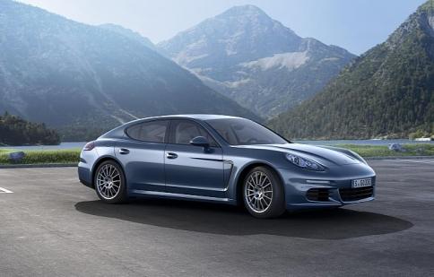 Porsche Panamera Diesel 2014 cải tiến sức mạnh so với thế hệ trước