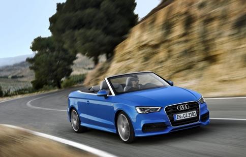Audi A3 Cabriolet mui trần ra mắt công chúng [video]