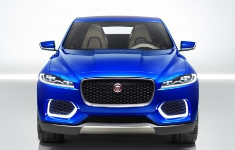 Lộ diện Jaguar C-X17 Concept