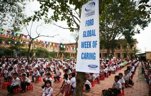 Tuần lễ chăm sóc toàn cầu lần thứ 8 của Ford