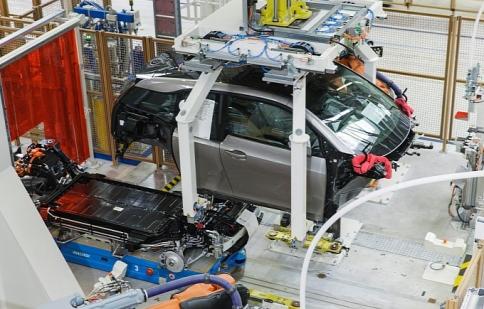 BMW i3 sẽ sớm có mặt trên thị trường
