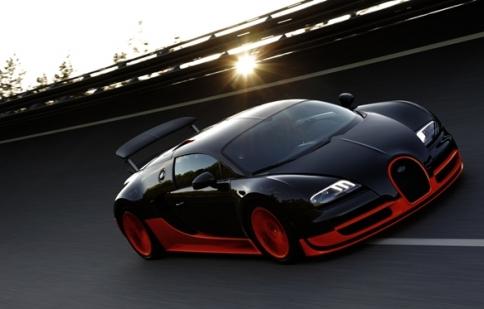 Bugatti Veyron là xe tốt nhất thế giới