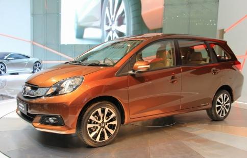 Honda lại ra mắt xe giá rẻ ở Indonesia