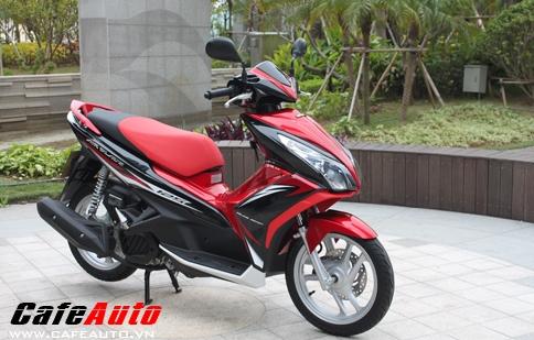 Honda Việt Nam giải trình về tiếng kêu lạ trên xe AirBlade 125