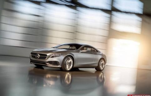 Sau coupe, Mercedes-Benz sẽ ra mắt phiên bản S-Class mui trần