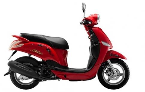 Yamaha ra mắt Nozza phiên bản châu Âu
