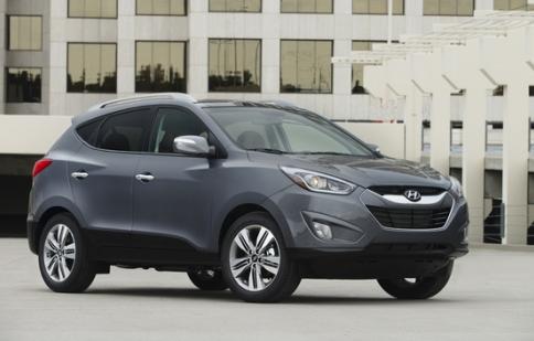 Hyundai Tucson 2014 có giá từ 22.305 USD