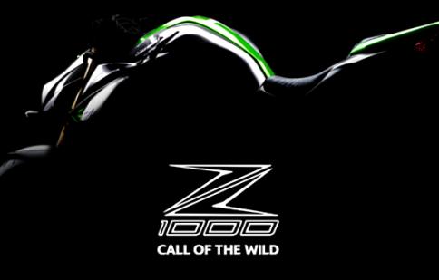 Kawasaki ra mắt Z1000 hoàn toàn mới tại EICMA 2013