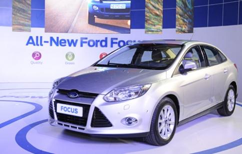 Ford Việt Nam tăng trưởng 39% trong tháng 9