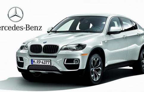 Mercedes MLC: đối thủ mới của BMW X6