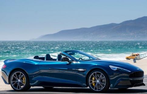 Sang trọng hơn với Aston Martin phiên bản Neiman Marcus Edition Volante