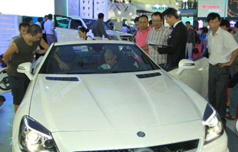 Thị trường ô tô bắt đầu tăng tốc
