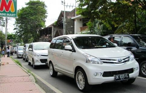 Chính sách ôtô Việt Nam và Indonesia - hai hình ảnh đối nghịch