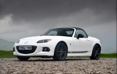 Thông tin chi tiết Mazda MX-5 GT