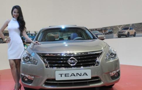 VMS 2013: Nissan Teana hoàn toàn mới ra mắt